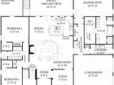 Open area House Plans Mystic Lane 1850 3 Bedrooms and 2 5 Baths the House