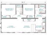 Open Concept Floor Plans for Small Homes Ranch House Open Floor Plans Open Concept Ranch Simple