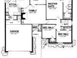 Open Concept Home Plans Open Concept Design 7426rd 1st Floor Master Suite Cad