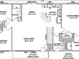 Open Concept Ranch Home Floor Plans Mankato Ii by Wardcraft Homes Ranch Floorplan
