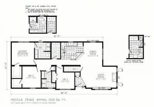 Open Concept Ranch Home Floor Plans Open Concept Ranch House Floor Plans thefloors Co