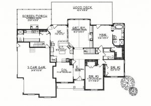 Open Concept Ranch Home Floor Plans Ranch Home Plans Open Concept Cottage House Plans