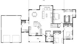 Open Concept Ranch Home Floor Plans Ranch Open Floor Plan Design Open Concept Ranch Floor