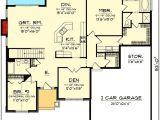 Open Concept Ranch Home Plans Open Concept Ranch Home Plan 89845ah Architectural