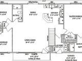 Open Concept Ranch Home Plans Open Floor Plans for Ranch Style Homes Archives New Home