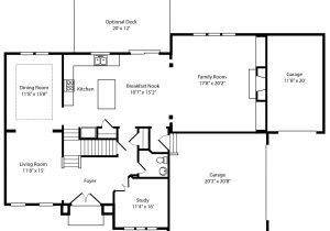 Open Floor House Plans with No formal Dining Room Home Remodeling Plans Blueprints No formal Dining Room