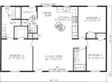 Open Floor Plan Barn Homes 3 Bedroom Open Floor House Plans Regarding Inviting