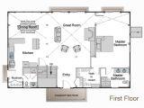 Open Floor Plan Barn Homes Barndominium Floor Plans Joy Studio Design Gallery