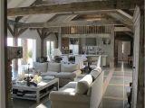 Open Floor Plan Barn Homes Interior Design by Sumin Chaplin Decoholic