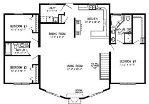 Open Floor Plan Homes Design Modular Homes with Open Floor Plans Log Cabin Modular