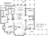 Open Floor Plan Homes Design Open Floorplans Large House Find House Plans
