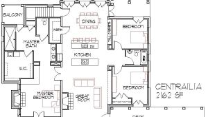 Open Floor Plan Homes Design Open Floorplans Large House Find House Plans