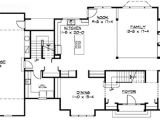 Open Floor Plans for Colonial Homes Traditional Colonial Home Plan 23309jd 2nd Floor