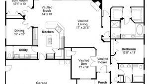 Open Floor Plans for Ranch Style Homes Characteristics Of A Ranch Style House Ayanahouse