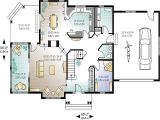 Open Floor Plans for Small Home Open Concept House Plans