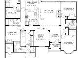 Open Home Floor Plans Best Open Floor House Plans Cottage House Plans