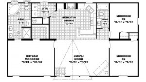 Open Home Plans Designs 1 Story Open Floor Home Plans