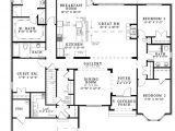 Open Home Plans Designs Best Open Floor House Plans Cottage House Plans