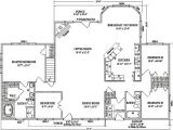 Open Layout Ranch House Plans Alexandria Iii by Wardcraft Homes Ranch Floorplan