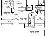 Open Layout Ranch House Plans House Plans Open Floor Plan Picture Cottage House Plans