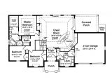 Open Plan Homes Floor Plan Blueprints for Houses with Open Floor Plans Open Floor