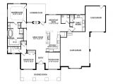 Open Plan Homes Floor Plan Open Floor Plan House Picture Cottage House Plans