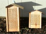 Orchard Mason Bee House Plans Mason Bee House Designs Mason Bee Nest Plans