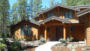 Oregon Home Plans Custom Home Design Bend oregon Home Plans Designs