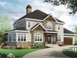 Original Home Plans 4 Bedroom Traditional House Plan with Rustic touches Two