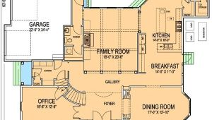 Orleans Homes Floor Plans New orleans House Plan
