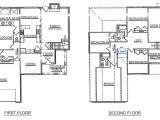 Orrin Thompson Homes Floor Plans Smithbilt Homes Floor Plans House Design Plans
