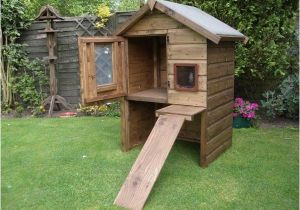 Outdoor Pet House Plans 25 Best Outdoor Cat Houses Ideas On Pinterest Outdoor
