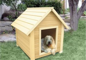 Outdoor Pet House Plans Diy Dog House for Beginner Ideas