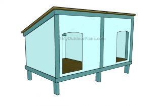 Outdoor Pet House Plans Outdoor Dog House Plans Plansdownload