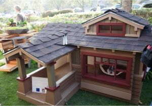 Outdoor Pet House Plans This Work is for the Dogs Thomas On the Board