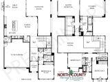 Pacific Homes Plans Portofino Floor Plans New Homes In Carmel Valley
