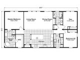 Palm Harbor Homes Floor Plans Florida Malibu Tdt3609c Home Floor Plan Manufactured and or