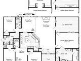 Palm Harbor Mobile Home Floor Plans Palm Harbor Homes Floor Plans Elegant the Hacienda Ii Vr A