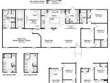 Palm Harbor Mobile Home Floor Plans the Harbor House Iii 2077 Sq Ft Manufactured Home Floor