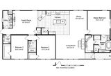 Palm Harbor Modular Homes Floor Plans View the La Sierra Floor Plan for A 2077 Sq Ft Palm Harbor