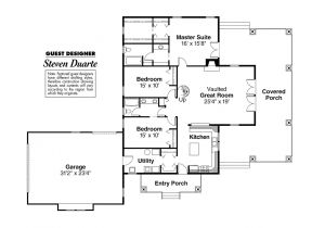 Palo Verde Homes Floor Plans Craftsman House Plans Palo Verde 41 015 associated Designs