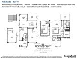Palo Verde Homes Floor Plans Palo Verde at the Foothills New Homes for Sale Floor