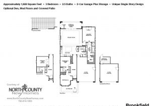 Palo Verde Homes Floor Plans Palo Verde Plan 1c north County New Homes