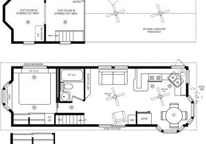 Park Model Homes Floor Plans Cabin Loft Rv 39 S Cavco Park Models