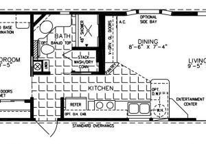 Park Model Homes Floor Plans Small Mobile Homes Small Home Floor Plans