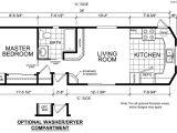 Park Model Mobile Home Floor Plan Park Model Home Floor Plans