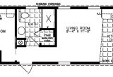 Park Model Mobile Home Floor Plan the Deloro Cottage Dc 3371a Park Model Home Floor Plan