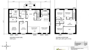 Passive Home Plans Passive House Plans Ontario Passive House Plans Ekobuilt