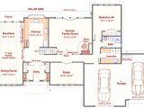 Passive solar Home Plans Free 4 Bedroom with Passive solar Design 16506ar