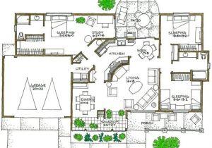 Passive solar Homes Plans House Plans and Design Architectural House Plans Passive